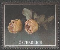 Flower roses, MINT, 2007