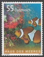 House of the Sea Aquarium, Vienna, MINT, 2007
