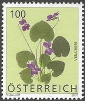 Flowers - Violet, MINT, 2007