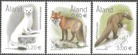 Predators, set of 3 stamps, MINT, 2004