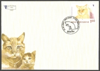 Cat, FDC, 2007