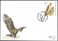 Fauna - Hawk, FDC, 2008