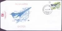 Magpie (Pica pica), FDC, 2001