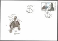 200th Birthday of Charles Darwin, FDC, 2009