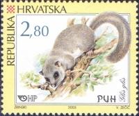 Rodents - Dormouse (Glis glis), MINT, 2003