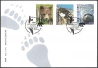 Croatian Fauna, FDC, 2011