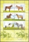 Horses, souvenir sheet, MINT, 2000