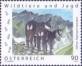Chamois, stamp, MINT, 2013