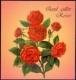 Roses, souvenir sheet - 1 stamp, MINT, 2014