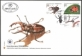 Nature protection: Insects, FDC, 2009