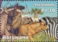 Blue Wildebeest, stamp, MINT, 2002
