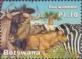 Blue Wildebeest, stamp, MINT, 2002
