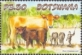 Domestic Animals: Cows, stamp, MINT, 2014