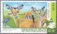 Antelopes and Birds, stamp, MINT, 2015