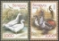 Poultry, set of 2 stamps, MINT, 2009