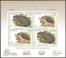 Hedgehog. Belarus-Kazakhstan, souvenir sheet, MINT, 2012