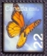 Monarch Butterfly, stamp, MINT, MINT, 2014 (small size)