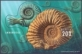 Ammonite, souvenir sheet, MINT, 2015