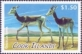 Gazella Dama, stamp, MINT, 2013