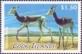 Gazella Dama, stamp, MINT, 2013