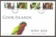 Parrots (WWF), FDC, 2010