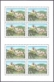 The Largest Castle Ruin in the Czech Republic – Rabi - souvenir sheet, MINT, 2015