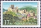 The Largest Castle Ruin in the Czech Republic – Rabi - stamp, MINT, 2015