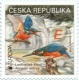 EUROPA: National Birds – Common Kingfisher, stamp, MNH, 2019