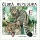 EUROPA 2021: Wild Cat, stamp, MNH, 2021