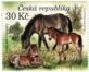 Exmoor Ponies, stamp, MNH, 2021