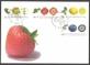 Fruits (postmark Bonn), FDC, 2010