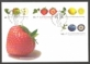 Fruits (postmark Berlin), FDC, 2010