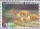Vicugna (Vicugna vicugna), stamp, MNH, 2015