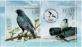 Bird of the year - Common Starling, (Sturnus vulgaris), souvenir sheet, MNH, 2021
