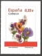 Flora and fauna (part 4) - Viola tricolor, self-adhesive stamp, MINT, 2009