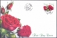 Roses, FDC, 2013