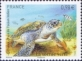 Sea Turtle, stamp, MINT, 2014