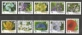 Evison's Definitives Part 2, set of 10 stamps, MINT, 2009