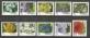 Evison's Definitives Part 2, set of 10 stamps, MINT, 2009