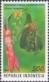 Light Red Meranti (Shorea stenoptera), stamp, MINT, 1997
