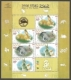 Year of the Rabbit, souvenir sheet, MINT, 2011