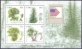 Trees, souvenir sheet, MINT, 2006