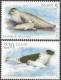 Seals, set of 2 stamps, MINT, 2010