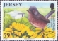 Dartford Warbler (Sylvia undata), stamp, MINT, 2011