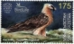 Bearded Vulture, stamp, MNH, 2021