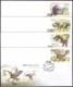 Dinosaurs (Part 3), set of 4 FDCs, 2012