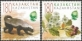 Flora and Fauna, set of 2 stamps, MINT, 2009