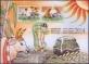 Thai Pongal - Farmers Festival, souvenir sheet, MINT, 2014