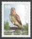 Birds of Latvia - Short-toed Eagle, MINT, 2011