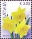 Flowers - Narcissus, stamp, MINT, 2014